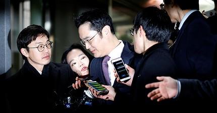 Cómo beneficiarse de un escándalo de corrupción: el caso de Samsung
