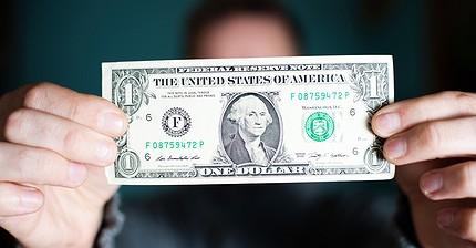 Курс доллара впервые с февраля превысил 60 рублей