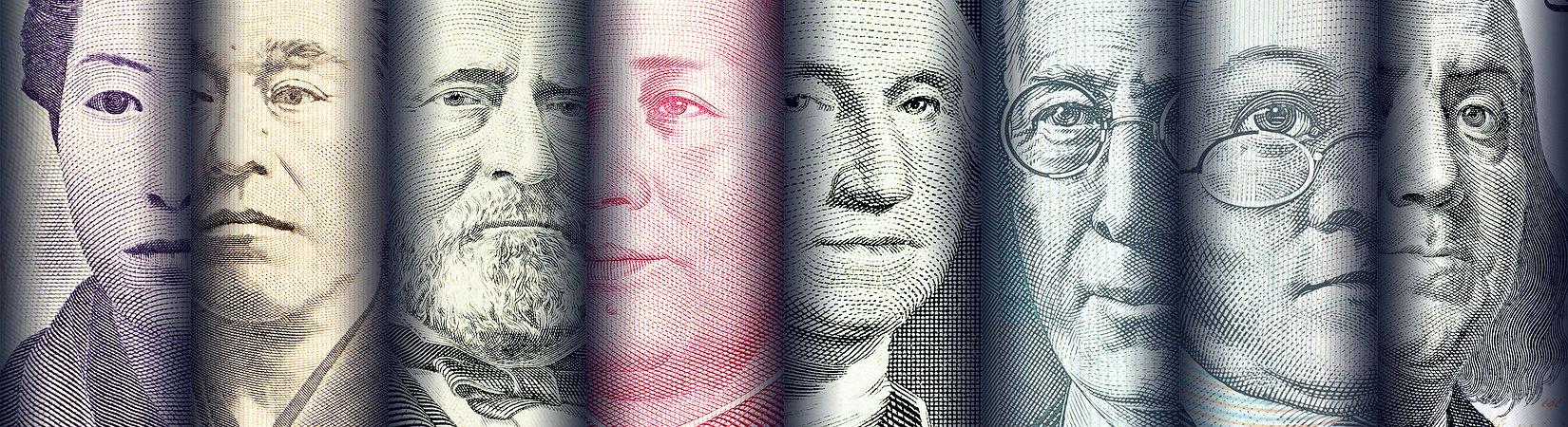 Мировой долг вырос до рекордных 327% ВВП
