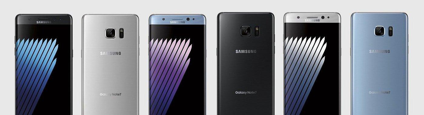 Samsung Leaks - Bilder von Galaxy Note 7 sind da