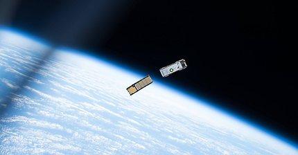 Как блокчейн покорит космос