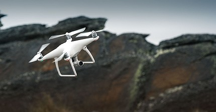 Apple plans to use drones to get on Google