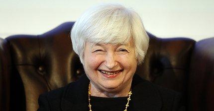 Бывшая глава ФРС США стала держателем доли биткоина