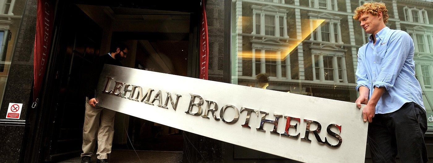 От Lehman Brothers к биткоину: Как на смену банковской эпохе пришли криптовалюты
