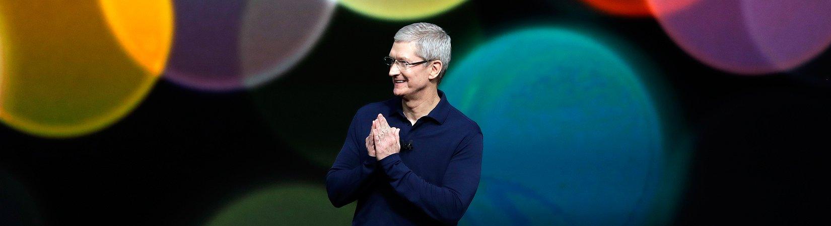 5 Exemplos de como a Apple mudou sob a liderança de Tim Cook