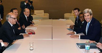 Los líderes mundiales se reúnen en Perú