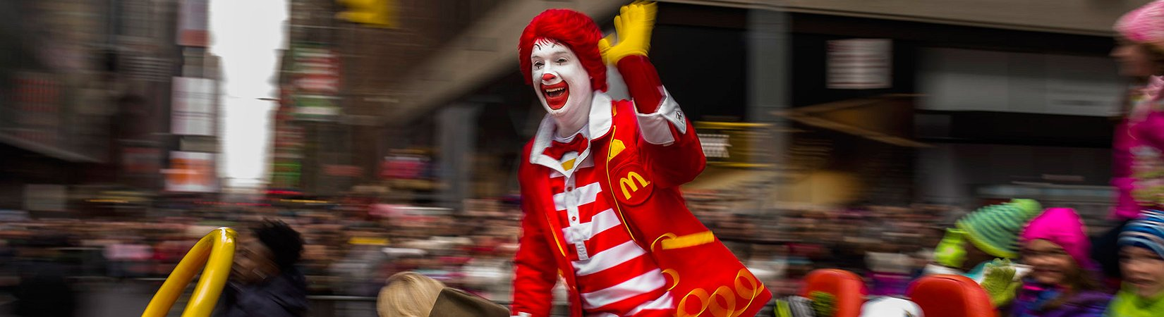 McDonald's is moving to the UK to escape tax attacks from EU regulators