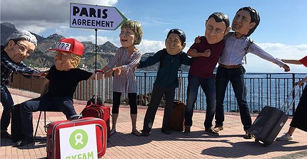 Что будет, если США выйдут из Парижского климатического соглашения