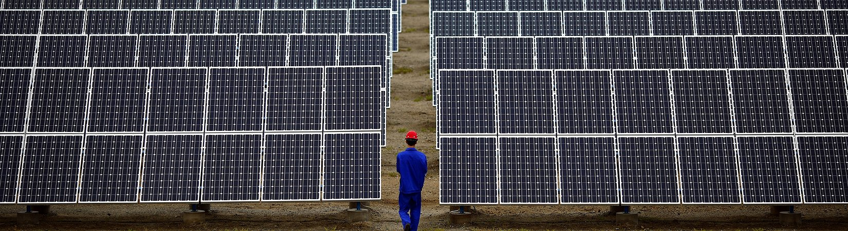 Privatkapital hinter der sauberen Energie