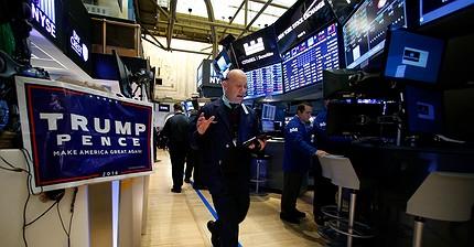 El Dow Jones bate un nuevo récord