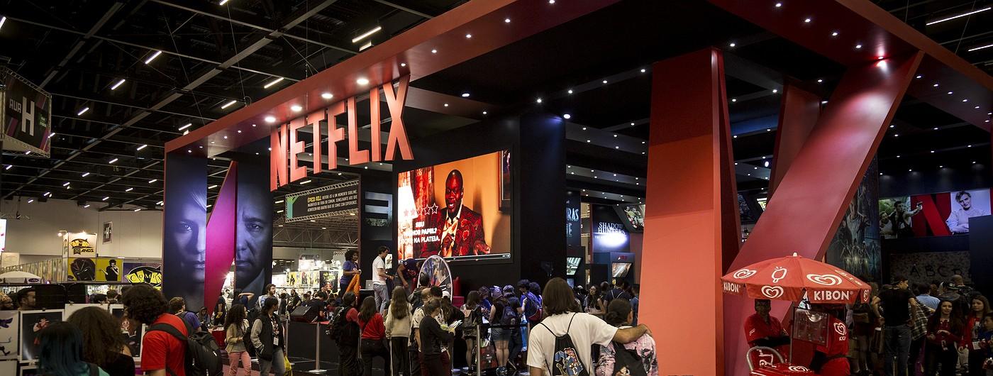 Взлёты и падения Netflix: Как стоимость компании выросла на 22000%