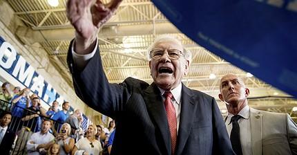 Cómo ha cambiado la cartera de Warren Buffett durante el último cuarto de siglo