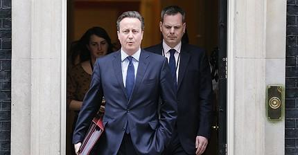 Дэвид Камерон признался, что вместе с супругой владел долей вофшорной компании