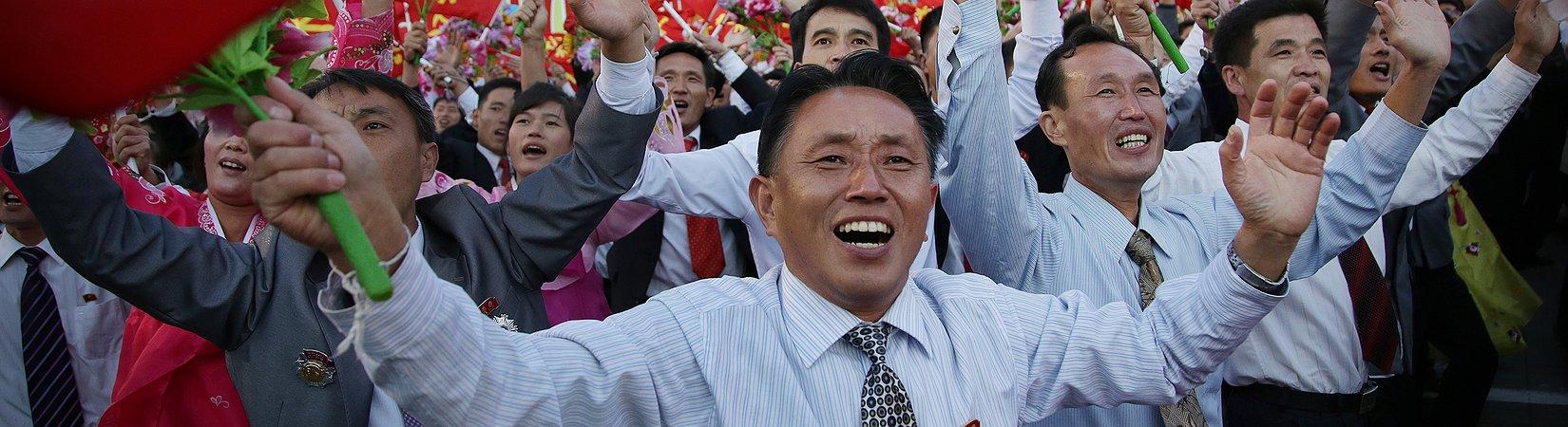 Wie Nordkorea die Partei gegen das Geld tauschte