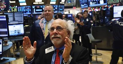 Il Dow Jones supera i 20.000 punti, è record storico