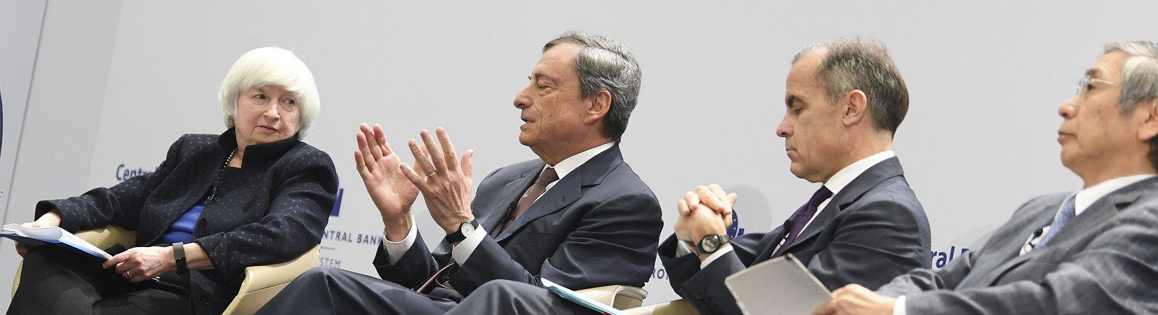Почему центральным банкам пора задуматься о своих криптовалютах