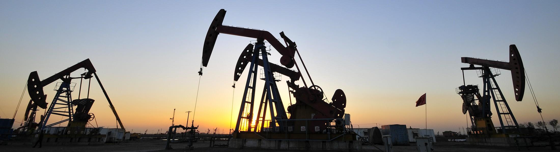 Сланцевый потолок для цен на нефть