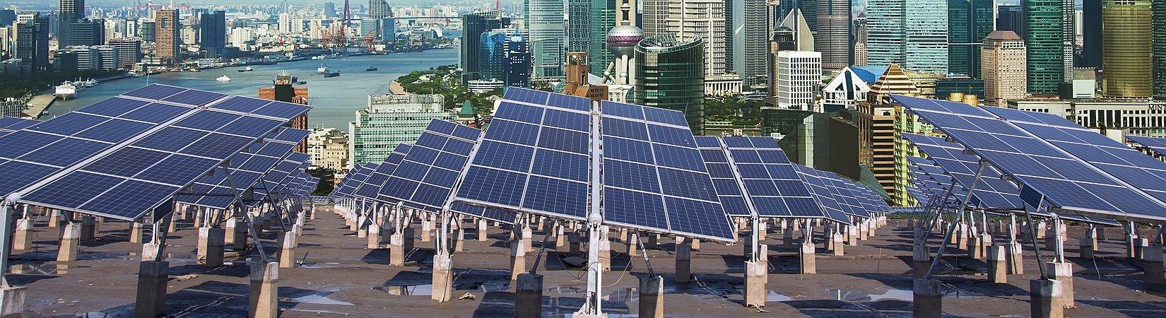 La UE podría reducir la extensión de los aranceles antidumping sobre los paneles solares chinos
