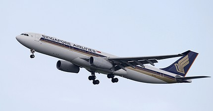 Singapore Airlines posts first loss in five years