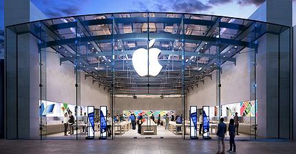 Apple в мелочах