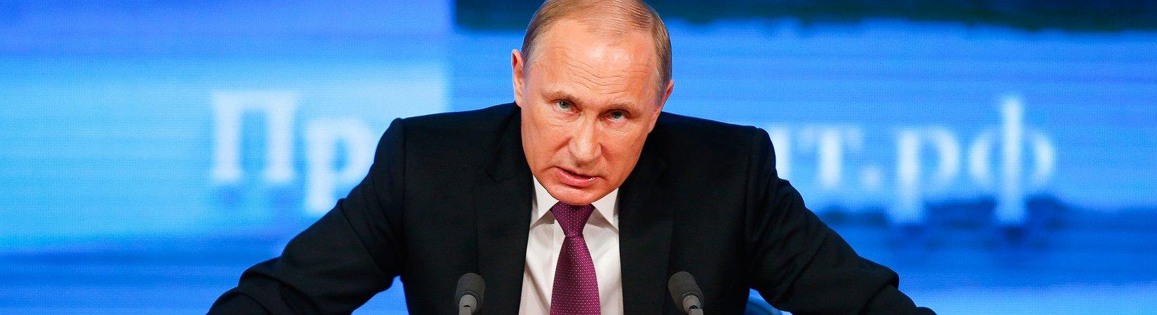 Putin nimmt Stellung zu den Panama Papers