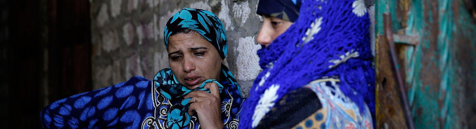 Leben unter ISIS-Herrschaft