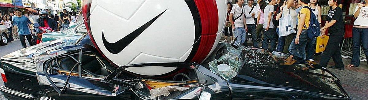 Shorts are circling Nike