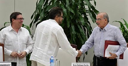 Nuevo acuerdo entre Colombia y las FARC