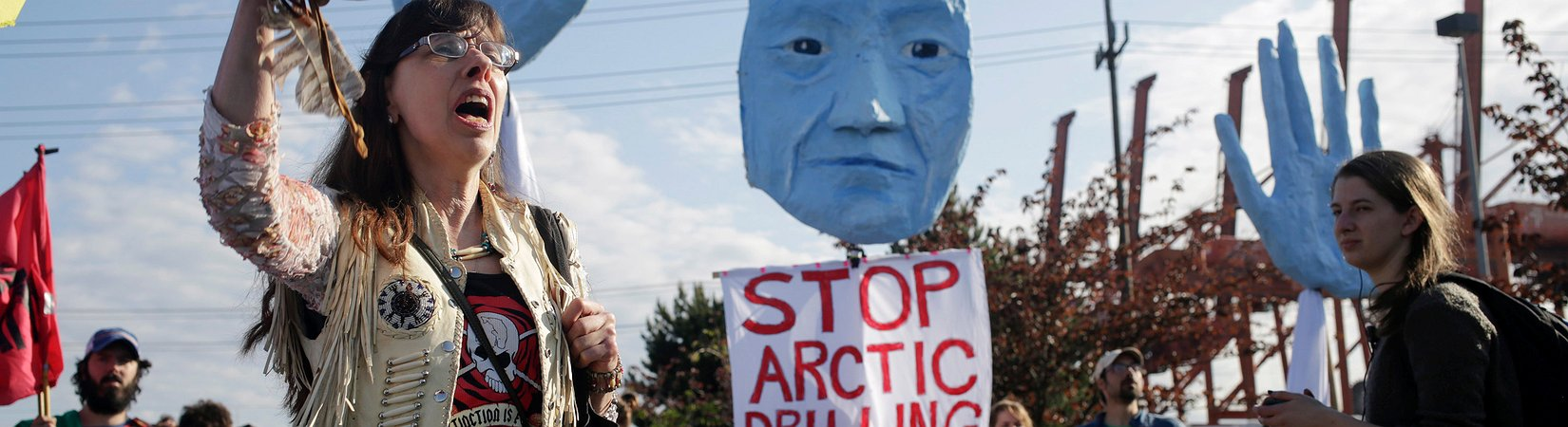 Obama prohíbe la perforación en alta mar en algunas partes del Ártico y el Atlántico