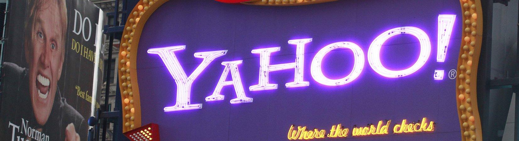 Yahoo! crece un 22% durante el primer trimestre