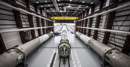 SpaceX volverá a utilizar su Falcon 9 para una nueva operación en órbita