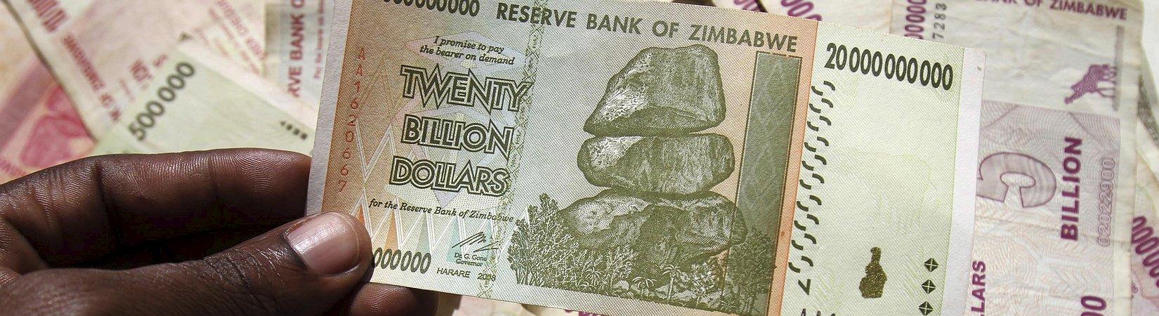 Un bitcoin vale più di 13.000 $ nello Zimbabwe