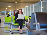 Europa y EE. UU. discuten sobre la prohibición de portátiles en los vuelos desde Europa