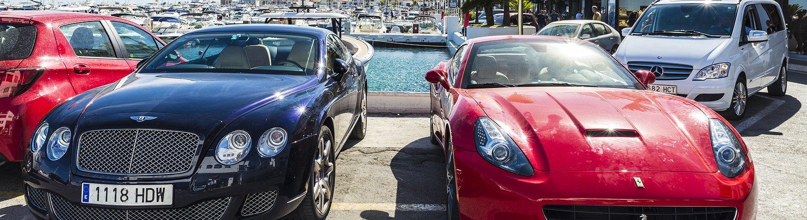 Il mercato delle auto di lusso accelera grazie all'effetto Trump