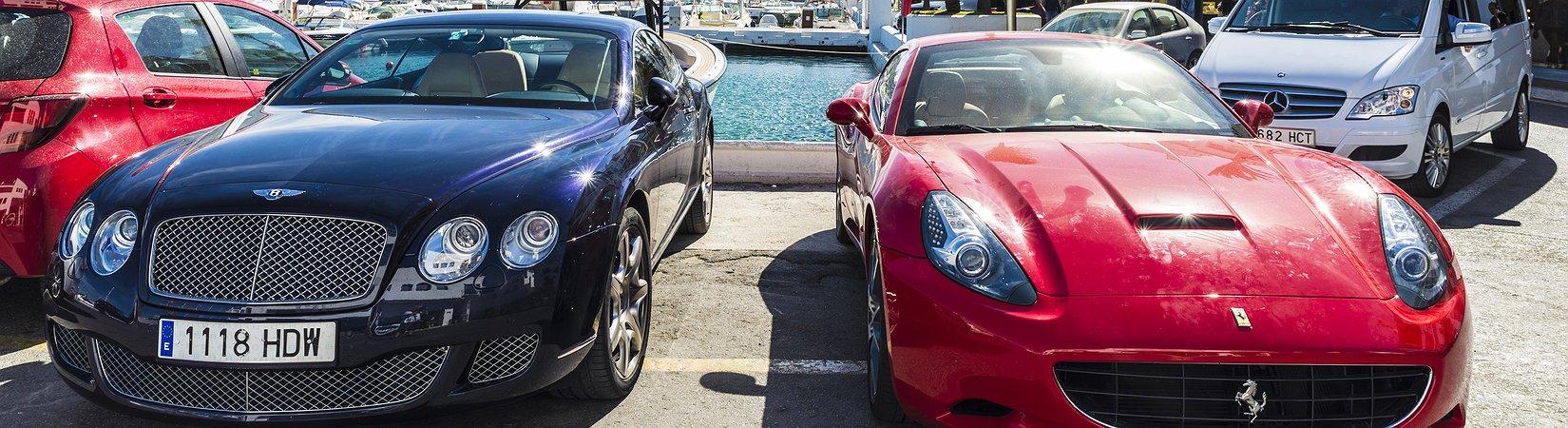 Carros de luxo voltam a ser um grande investimento