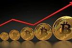 Il bitcoin schizza in alto e supera i 7000 $