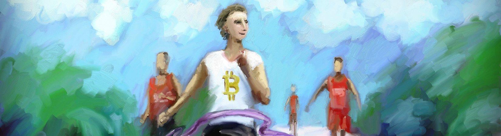 Его не догнать: Почему биткоин оставил все токены далеко позади