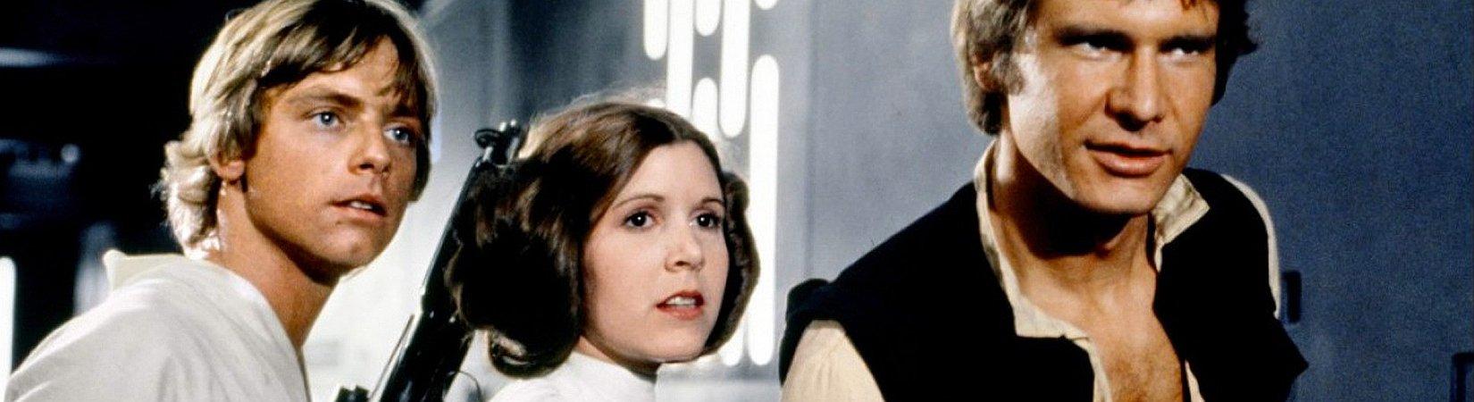 El elenco de Star Wars. Antes y ahora