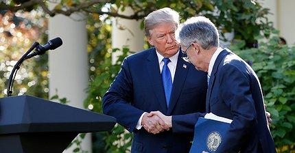 Дональд Трамп назвал имя нового главы ФРС