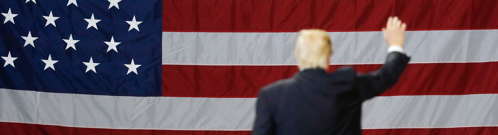 Il primo bollettino economico dell'era Trump