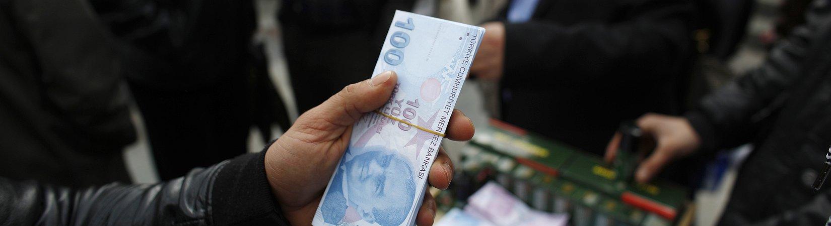 8 razones por las que la lira turca va a ser el peor activo de 2017