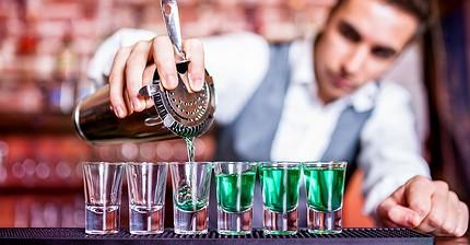 Infografía: Los 30 mejores cócteles de chupitos