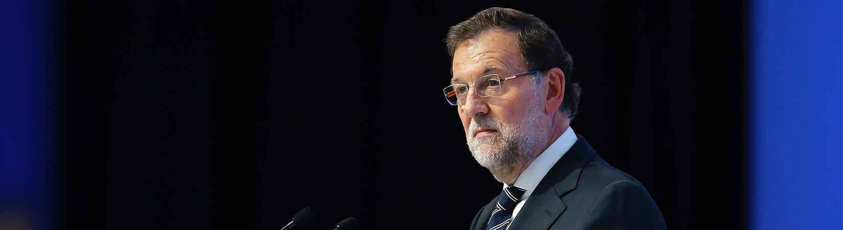Rajoy comparece en el congreso por corrupción