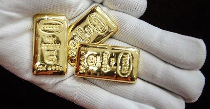На МосБирже не осталось золота