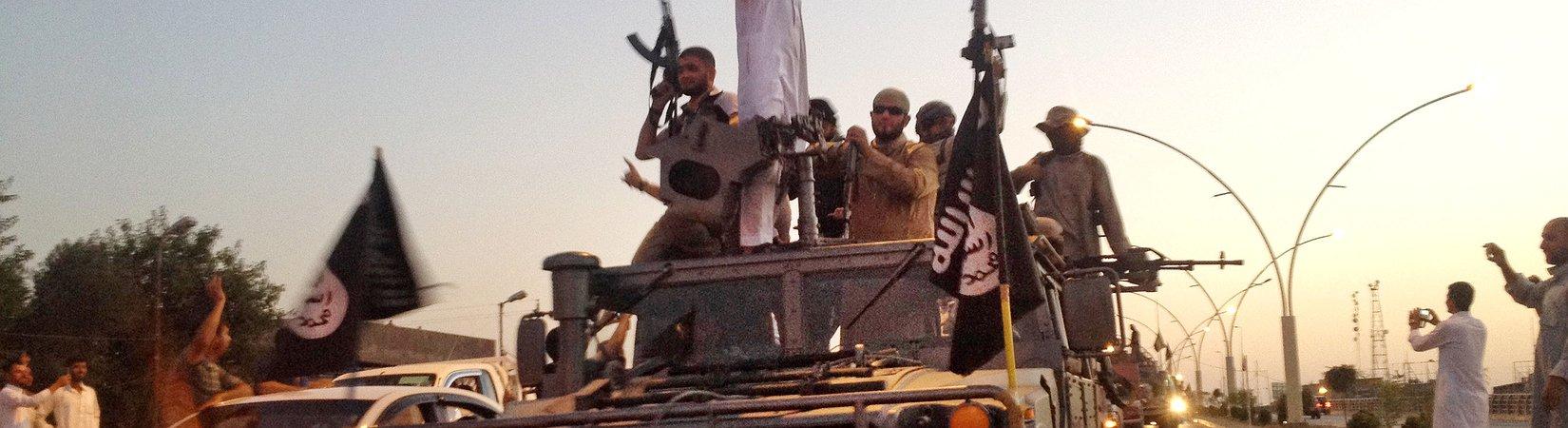 ISIS als dürftiger Al-Qaida Ersatz