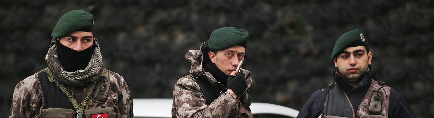 Turchia, arrestato il killer di Capodanno