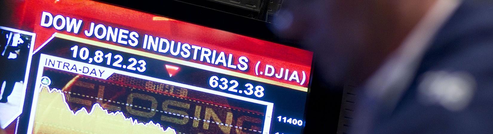 Predicción: Antes de finales de 2016 se espera que el mercado de valores caiga 3 veces