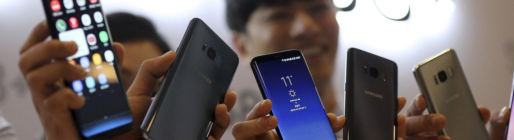 Trimestre da record per Samsung
