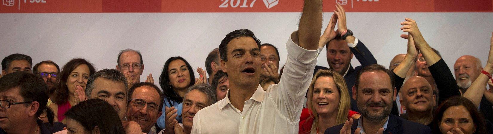 Sánchez vuelve a convertirse en secretario general del PSOE