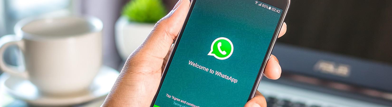 В Китае частично заблокирован WhatsApp